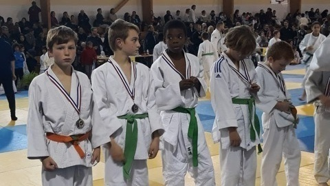 TOURNOI INTERCLUBS DU BUDO CLUB D'ELANCOURT