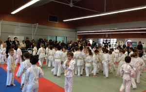TOURNOI INTERCLUBS DE JUDO A GALLARDON